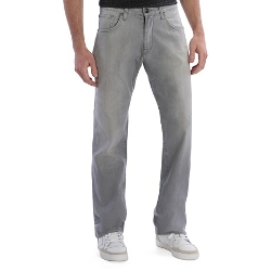 Gringo Santiago Classic Fit Jeans by Agave Denim in Dope