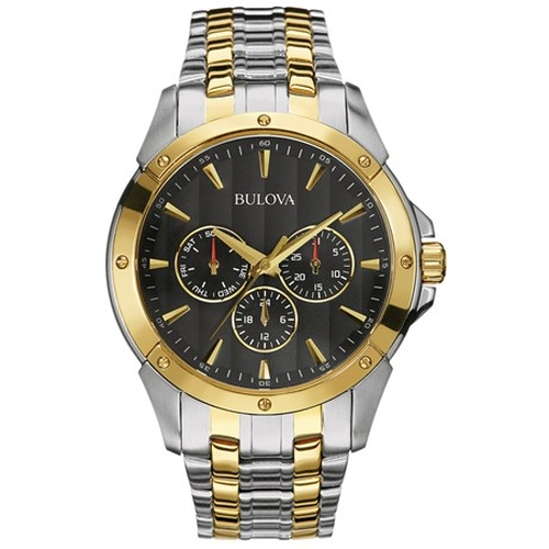 Sport Classic Two Tone Watch by Bulova in Suits - Season 5 Episode 5