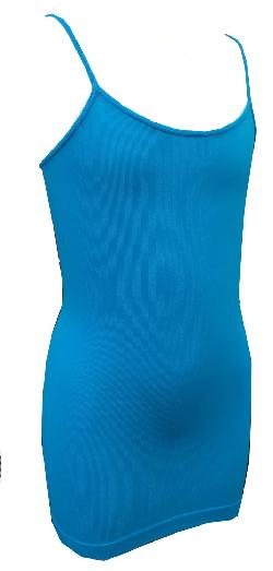 Spaghetti Camisole Sugarlips Seamless Ribbed Tank Top by Sugarlips in Oculus