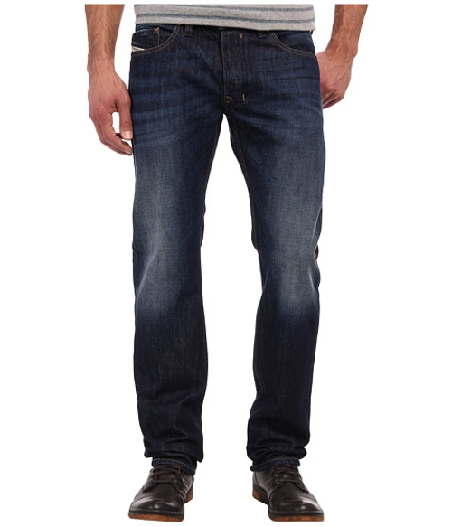 Safado Straight Leg Jeans by Diesel in The D Train