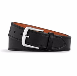 Essex Double Stitch Leather Belt by Shinola in Shadowhunters