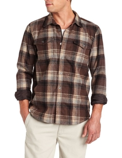 Ryken Flannel Shirt by PrAna in New Girl