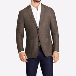 The Unconstructed Italian Wool Blazer by Bonobos in Friends From College