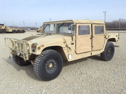 1990 AM General M998 Truck by Humvee in American Ultra