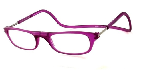 Magnetic Euro Reading Glasses by Clic in The Mindy Project - Season 4 Episode 6