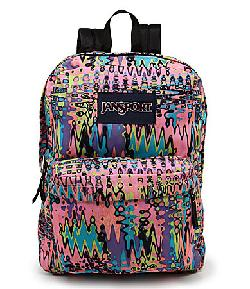 Superbreak Backpack by Jansport in Vampire Academy
