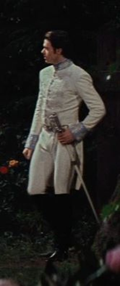 Custom Made 18th Century Prince Costume (Prince Charming) by Sandy Powell (Costume Designer) in Cinderella