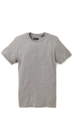 Short Sleeve T-Shirt by Wings + Horns in The Devil Wears Prada