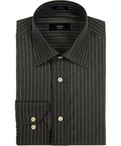 Stripe Slim Fit Dress Shirt by Alara in The Mindy Project