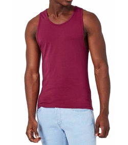 Classic Fit Tank Top by Topman in Animal Kingdom