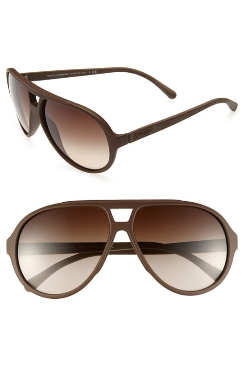 Aviator Sunglasses by Dolce&Gabbana in Entourage