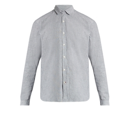 Clerkenwell Cotton-Blend Shirt by Oliver Spencer in The Hitman's Bodyguard