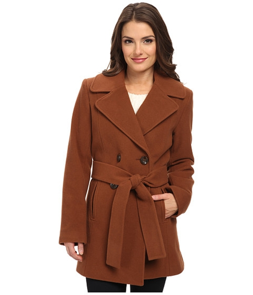 Petite Belted Trench Coat by Pendleton in Pretty Little Liars - Season 6 Episode 4