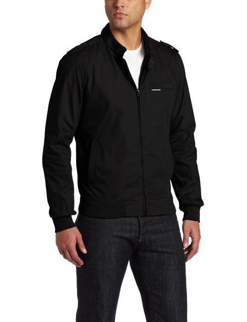 Men's Iconic Racer Jacket by Members Only in Need for Speed