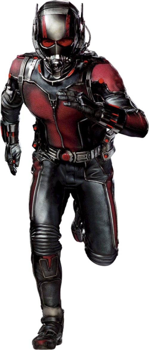 Custom Made Scott Lang / Ant-Man Costume by Sammy Sheldon (Costume Designer) in Ant-Man
