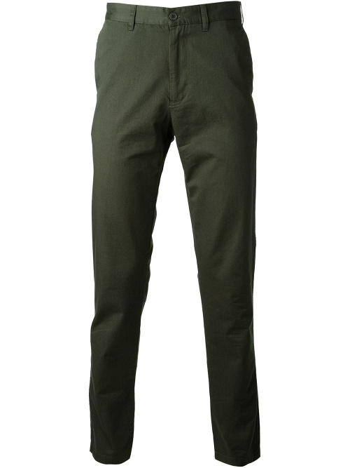 Slim Fit Chinos by Tomas Maier in Fast Five