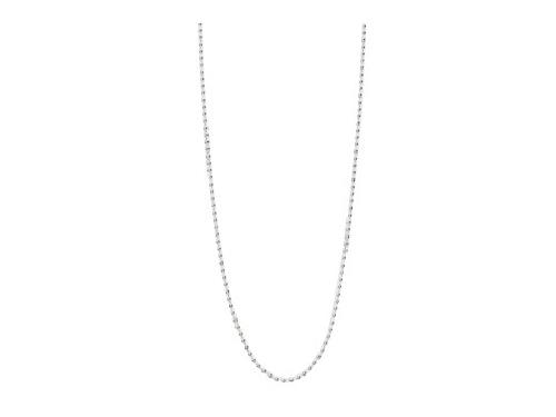 Ball Chain Necklace by KAMALIKULTURE in Blended