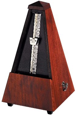 Mahogany Metronome by Wittner in If I Stay