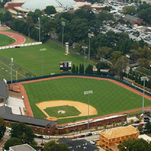Russ Chandler Stadium Atlanta, Georgia USA in Million Dollar Arm