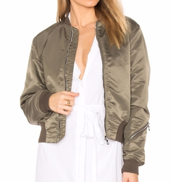 Morton Bomber Jacket by Rag & Bone in Keeping Up With The Kardashians