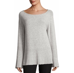 Clarette Boat-Neck Sweater by Elizabeth and James in The Fate of the Furious