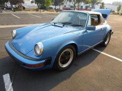 1979 911 Convertible by Porsche in The Best of Me