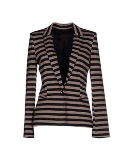 Striped Blazer by Soallure in The Good Wife