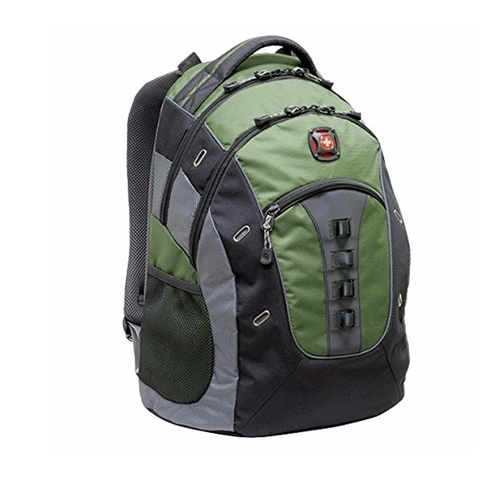 Granite Backpack by Swiss Gear in Snowden