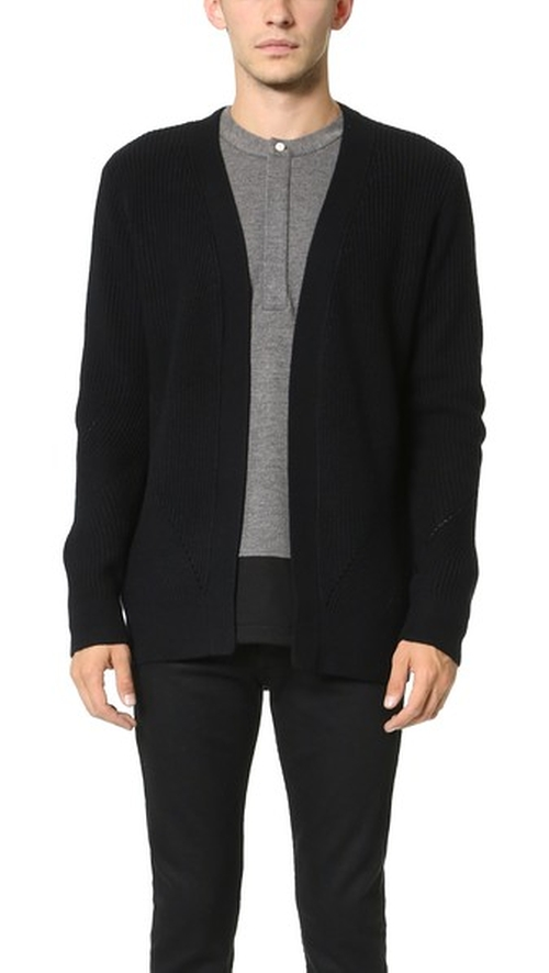 Extended Cardigan by Public School in Scandal - Season 5 Episode 2
