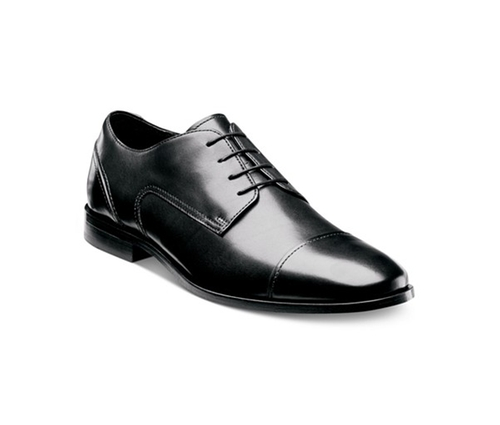 Jet Cap Toe Lace-Up Shoes by Florsheim  in John Wick