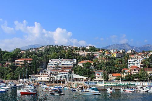 Herceg Novi Montenegro in The November Man