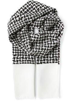 Houndstooth Scarf by Haider Ackermann in John Wick