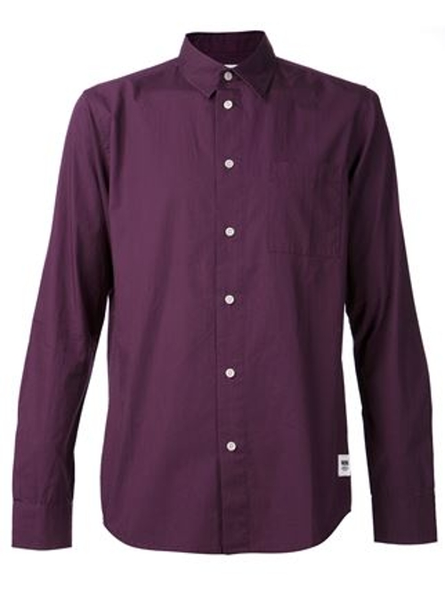 Classic Shirt by Wood Wood in Fast Five
