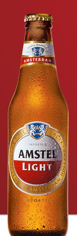 Light Beer by Amstel in Adult Beginners