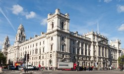 London, United Kingdom by HM Revenue and Customs in Fast & Furious 6