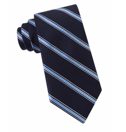 Silk Striped Tie by Michael Kors in Designated Survivor