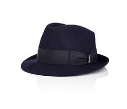 Tasso Short-Brim Hat by Borsalino in The Blacklist