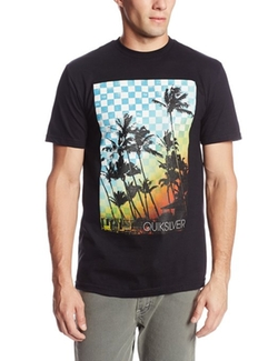 Men's Haze Screen T-Shirt by Quiksilver in Night at the Museum: Secret of the Tomb