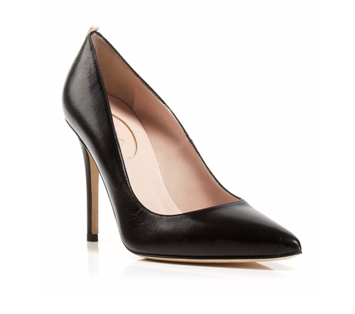 Fawn High Heel Pumps by SJP By Sarah Jessica Parker in The Blacklist - Season 3 Episode 21