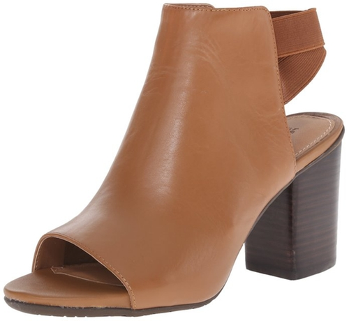 Frida Fly Platform Booties by Kenneth Cole Reaction in The Vampire Diaries - Season 7 Episode 1