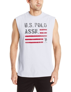 Men's Americana Muscle Tee by U.S. Polo Assn. in MacGyver
