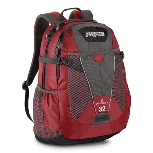 Colchuck Backpack Bag by JanSport in The Twilight Saga: Breaking Dawn - Part 2