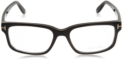 Matte Black Eyeglasses by Tom Ford in Sex and the City