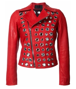 Embellished Jacket by RTA in Empire