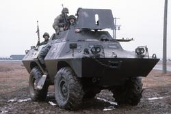 Gage Commando LAV 100 by Cadillac in Straight Outta Compton