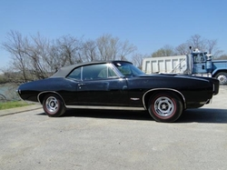 1968 GTO Convertible by Pontiac in Rosewood