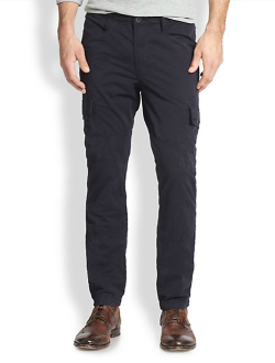 Trooper Slim Cargos by J Brand in The Expendables 3