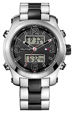 Duo-Tone Sport Watch by Guess in Get Hard
