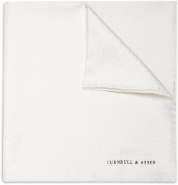 Silk Pocket Square by Turnbull & Asser in The Second Best Exotic Marigold Hotel