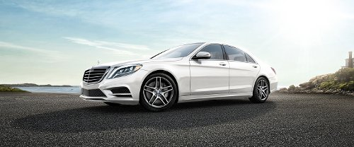 S-Class Sedan by Mercedes-Benz in Furious 7